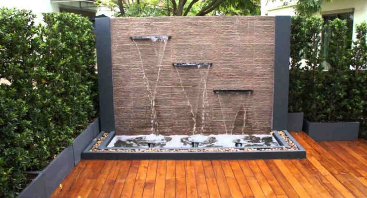 Beautiful Water Features